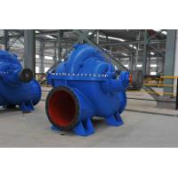 Buy cheap High Flow Double Suction Centrifugal Pump Axial Split Case For Fire Fighting product