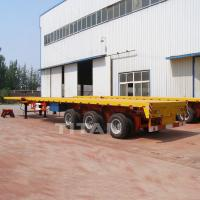 Buy cheap TITAN Extendable Telescopic Blade Trailer for Wind Blade for sale product