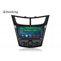 Buy cheap 8 Inch Chevrolet Sail 3 Android Car Stero with Full Touch HDMI out BT  GPS IN product