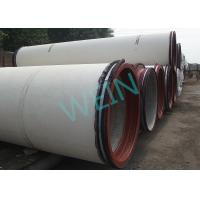 Buy cheap ISO2531 Standard Jacked Pipe Ductile Iron Wear Resistant For Steam Supply product