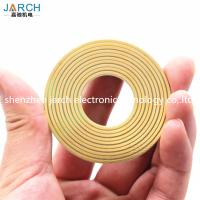 Buy cheap Ultra-Thin Pancake Separate Flat Slip Ring With PCB Design Precise Parts For from wholesalers