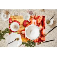 Buy cheap Customized Eco-Friendly 0.6mm PET 3D Lenticular Dining Placemat For Kitchen & Kids product