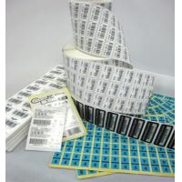 Buy cheap adhesive sticker for clothing product