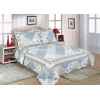 """Buy cheap Disperse Printed Home Bed Quilts Durable With 1"""" Distance Quilting Crafts product"""