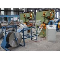 Buy cheap Double Edge High Speed Barbed Wire Machine , High Accuracy Razor Barbed Wire Machine product