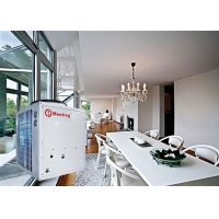 Buy cheap Meeting high cop R410A/R32 air to water heat pump for household heating and cooling CE product
