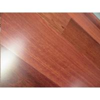Buy cheap Jarrah Engineered Timber Flooring with square edge. smooth surface, natural color product