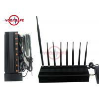 Buy cheap ICNIRP Standards GPS Tracker Jammer , Cell Phone GPS Jammer 5% - 80% Humidity product