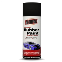 Buy cheap 400ml Normal Color Removable Rubber Paint For Car Wheel Rim product