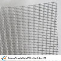 "Buy cheap Aluminum Security Screen|18x16 mesh,0.011""diameter Wire Mesh for Window/Door product"
