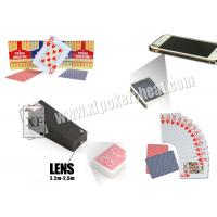 Buy cheap Texas Holdem Marked Poker Cards Made By Plastic Jumbo Index product
