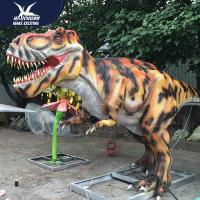Buy cheap Wildlife Park Prehistoric Simulation Realistic Dinosaur Statues Customizable Size product