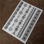 Buy cheap Customizable Temporary Black Tatoo Stickers , Team Bride Temporary Tattoos product