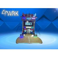 Buy cheap 55 inch LED push coin game dance dance revolution arcade machine/dancing video from wholesalers