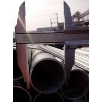 Buy cheap 48.3mm welded galvanized steel tubes from China Supplier product