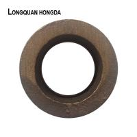 Buy cheap Brass / Bronze Aluminum Sand Casting Parts Custom Design For Machinery product