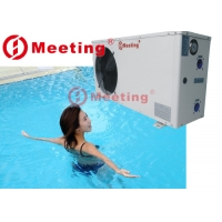 Buy cheap 220V 4.8KW Cooling capacity Heat Pump use Rohs Material Water Chiller For Pool product