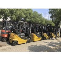 Buy cheap 2t High Level Warehouse Forklift Trucks Used Condition For Narrow Aisle product