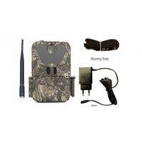 3G/2G 12MP Wildlife Monitoring Cameras Hunting Wireless With 1080P Video Resolution