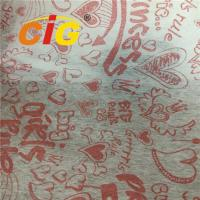 Buy cheap Flower Packing Use Very Thin PP Nonwoven Fabric With Print Design product