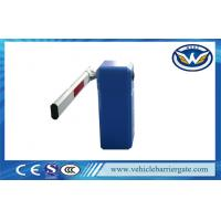 Buy cheap 6 Meter IP44 parking lot Electronic Barrier Gates with wire control product