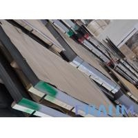 Buy cheap Seamless Alloy B / B-2 ASTM B333 Nickel Alloy Plate / Sheet / Strips product