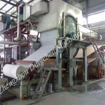 Buy cheap 2400mm high speed tissue paper machine, tissue machine product