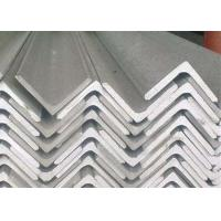 Buy cheap 201 / 304 Stainless Steel Angle, Construction Stainless Steel Equal AngleBar from wholesalers