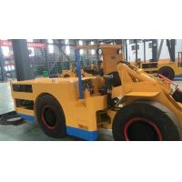 Buy cheap 1 Cubic Meter  Electric LHD Load Haul Dump Machine For Underground Mining with Cable CE / ISO9001 product