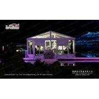 Buy cheap Transparent 10 x 15 meter  outdoor party tent  for outdoor temporary Wedding product