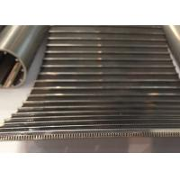 Buy cheap Plain Weave SS Wedge Wire Screen Panels Stainless Steel For Iron , Coal , Mining Industry product