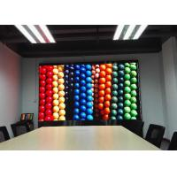 Buy cheap High Refresh Indoor Advertising LED Display For Meeting Room P2.5 Water Resistant from wholesalers