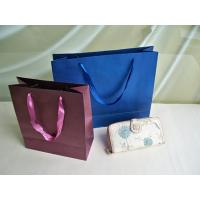 Buy cheap Customer's own design upscale paper bag product