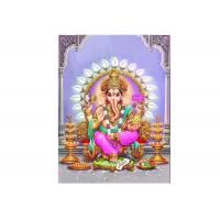 Buy cheap Custom India God Lenticular 3d Pictures Decorative Geneisha Image product
