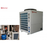 Buy cheap 8hp 28 degree spa pool air to water heat pump 36 kw for hotels product