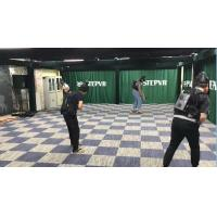 China High - Tech Virtual Reality Game System , Vr Video Games Free Walking Feeling on sale
