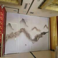 Buy cheap Hotel Floor to Ceiling Folding Hanging Modular Movable Acoustic Partition Walls from wholesalers