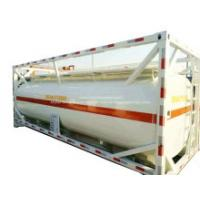 20FT ISO Tank Container 18 -21CBM HCl (max 35%), NaOH (max 50%), NaCLO (max 10%), PAC (max 17%),H2SO4(60%,98%) ,HF ( 48%),H3PO4 (10%-85%),NH3. H2O,H2O2 (30%)etc