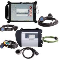 Buy cheap MB SD Connect C4 with Vediamo V05.00 Engineering Software DTS monaco Vediamo Plus EVG7 Tablet Support Offline Program product