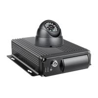 Buy cheap Customized 4CH Mobile DVR 1080P Vehicle Security Video Recorder With G Sensor product