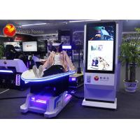 Buy cheap Virtual Reality Slide Experience Virtual Reality Slide Simulation Rides product