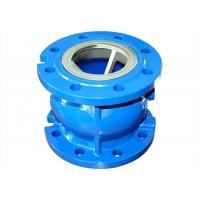 Buy cheap Industry Ductile Iron Valves 4 Inch Cast Iron Foot Valve For Clean Water Distribution product