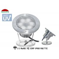 Buy cheap 15° - 60° White Color Inground Pool Lights Underwater 4.5m Lighting Length product