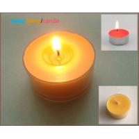 butter lamp/butter candle