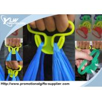 Buy cheap Plastic orange, yellow Customized Promotional Gifts carrier bag holders product