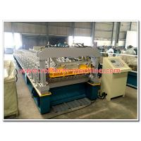 Buy cheap PBR Metal Roof Panel Cold Roll Forming Machine with Automatic Roll Former product