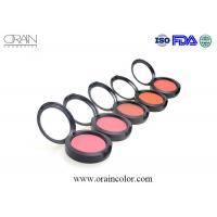Buy cheap Professional wholesale waterproof makeup single color blusher with blush from wholesalers