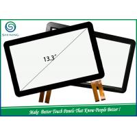 Buy cheap USB Port 13.3'' Projected Capacitive Touch Screen With Cover Glass And Sensor Structure For Industrial Computer from wholesalers