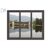 Buy cheap Single / Double Glazed Thermal Break Aluminum Windows Easy Install For Building product