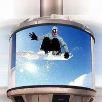 Buy cheap 360 Degree Curved LED display screen product